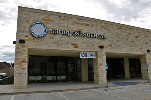 Spring Oaks Dental Office Building